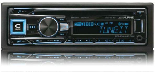 autoradio cd mp3 usb bluetooth