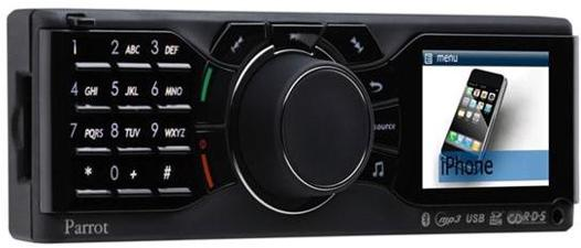 autoradio main libre bluetooth