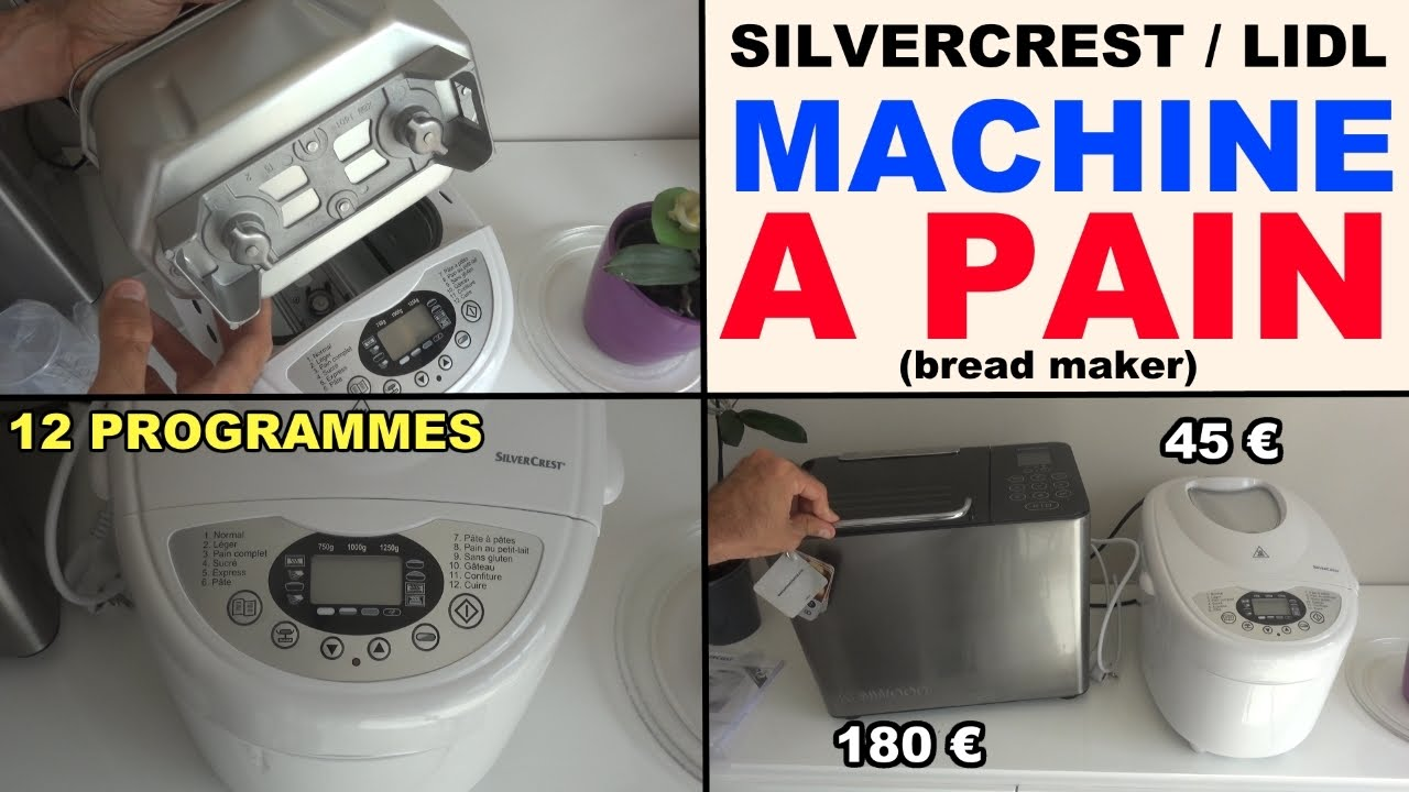 avis machine à pain