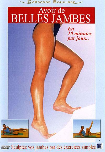 avoir belles jambes