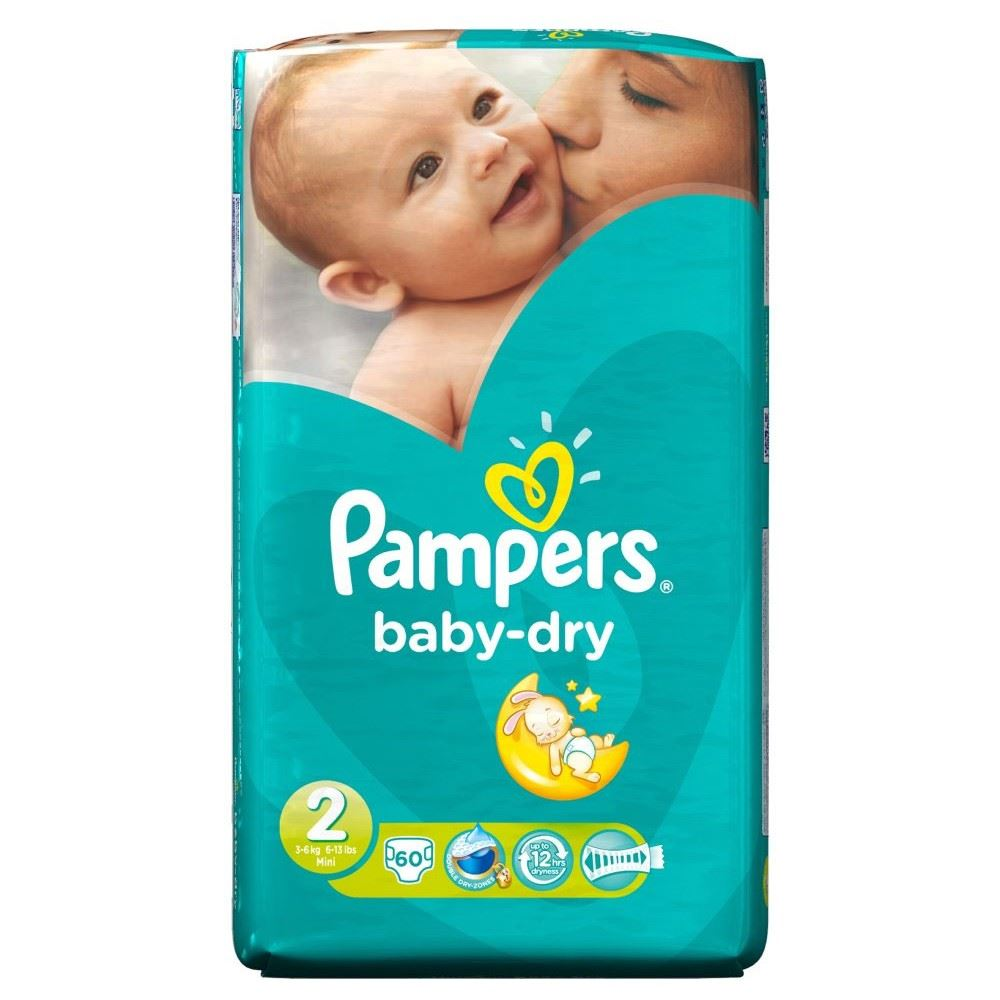 baby dry taille 2