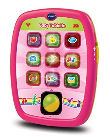baby tablette rose vtech