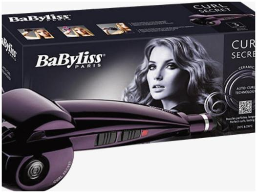 babyliss boucleur curl secret