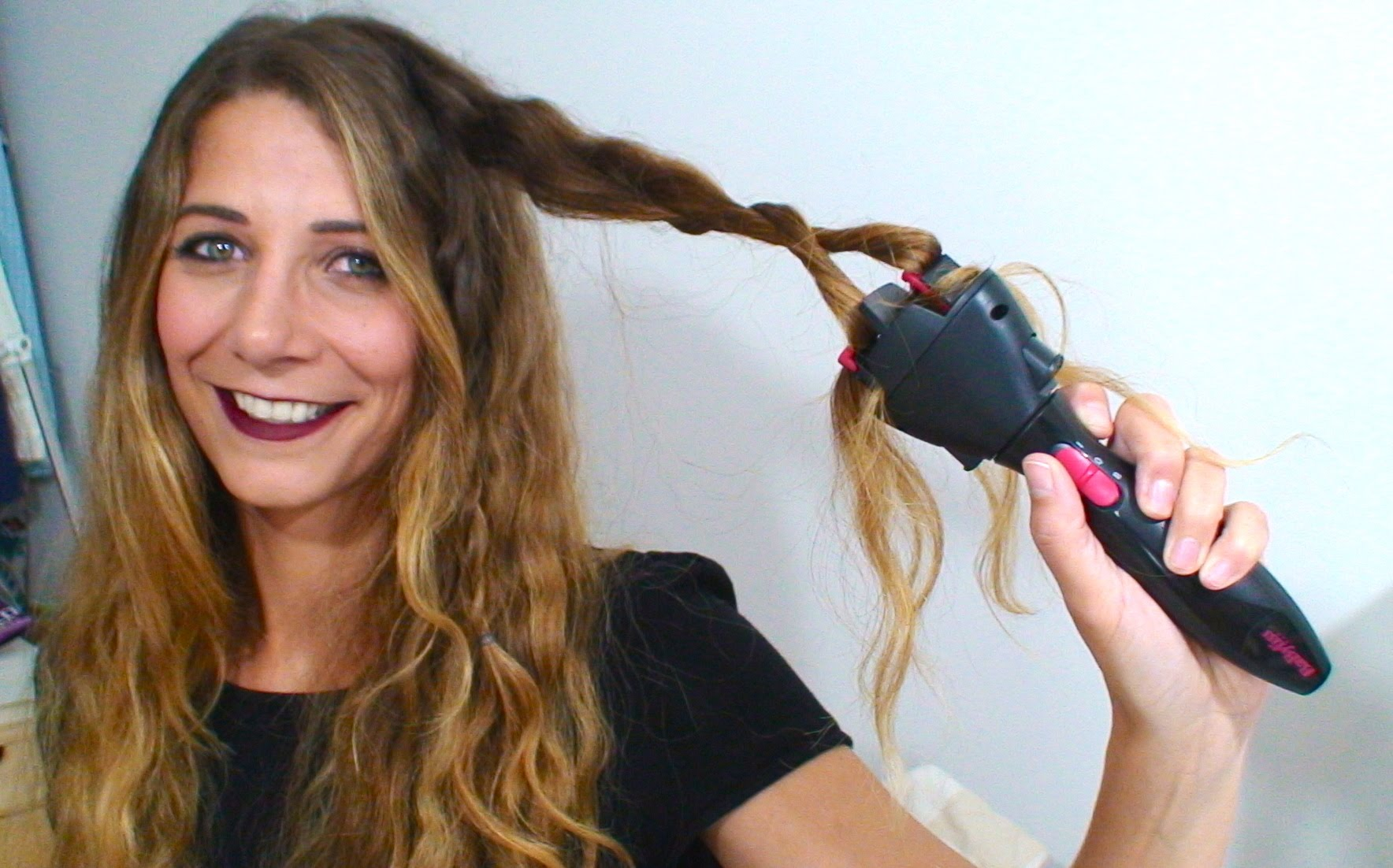 babyliss cheveux