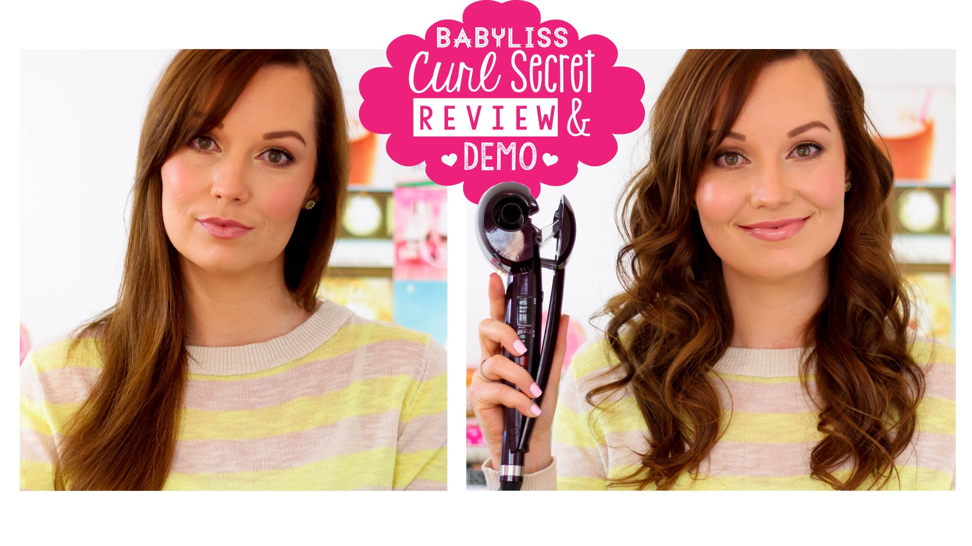 babyliss fashion curl secret