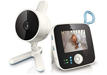 babyphone camera avent