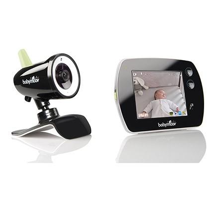 babyphone camera babymoov