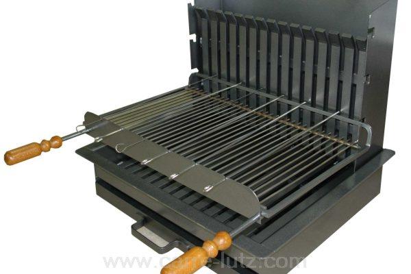 bac barbecue fonte
