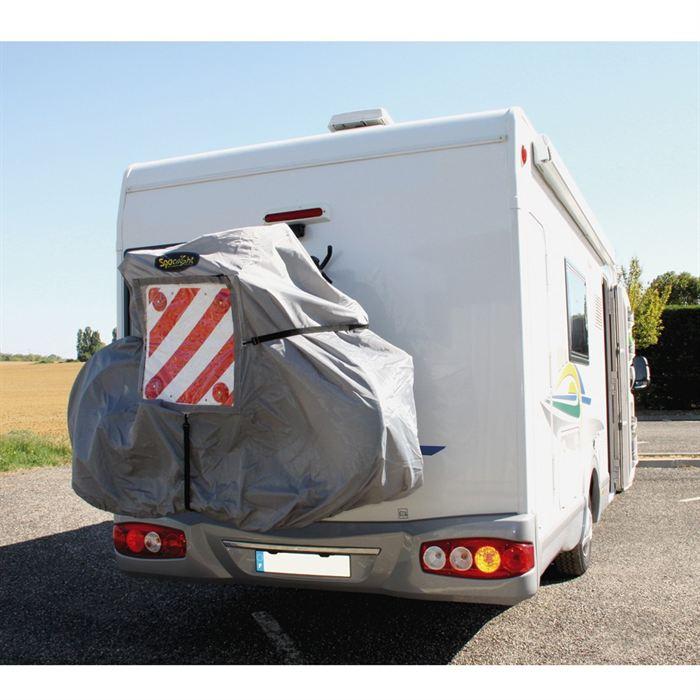 bache velo camping car