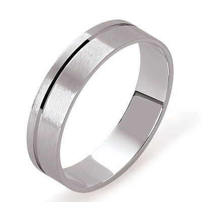 bague or blanc homme pas cher