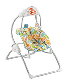 balancelle fisher price 2 en 1