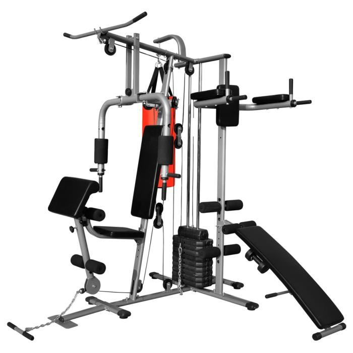 banc multifonction musculation