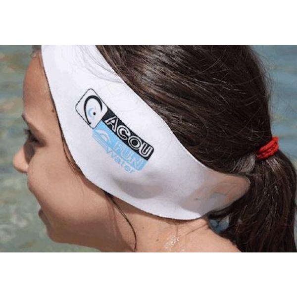 bandeau d oreille pour piscine