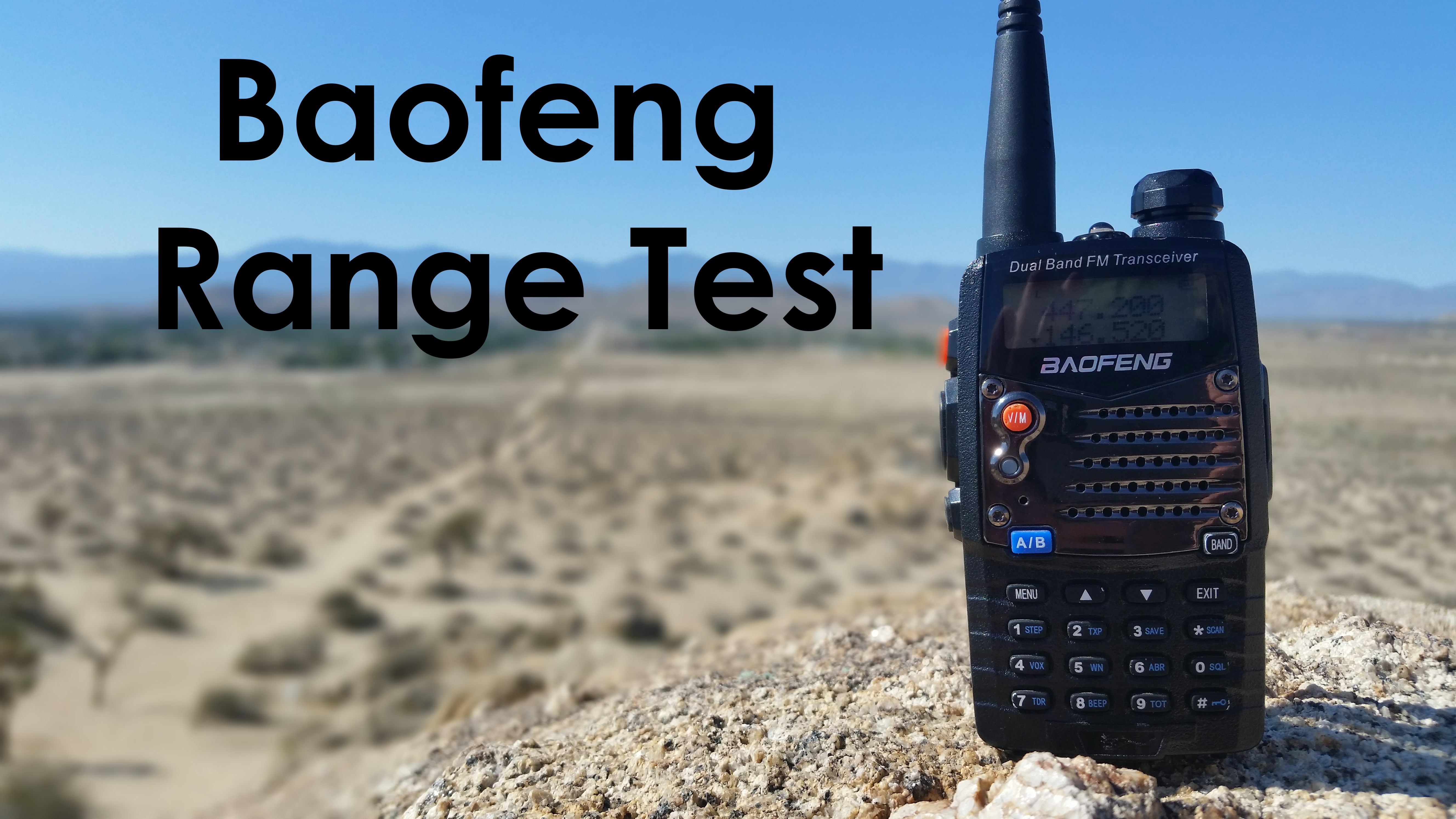 baofeng test