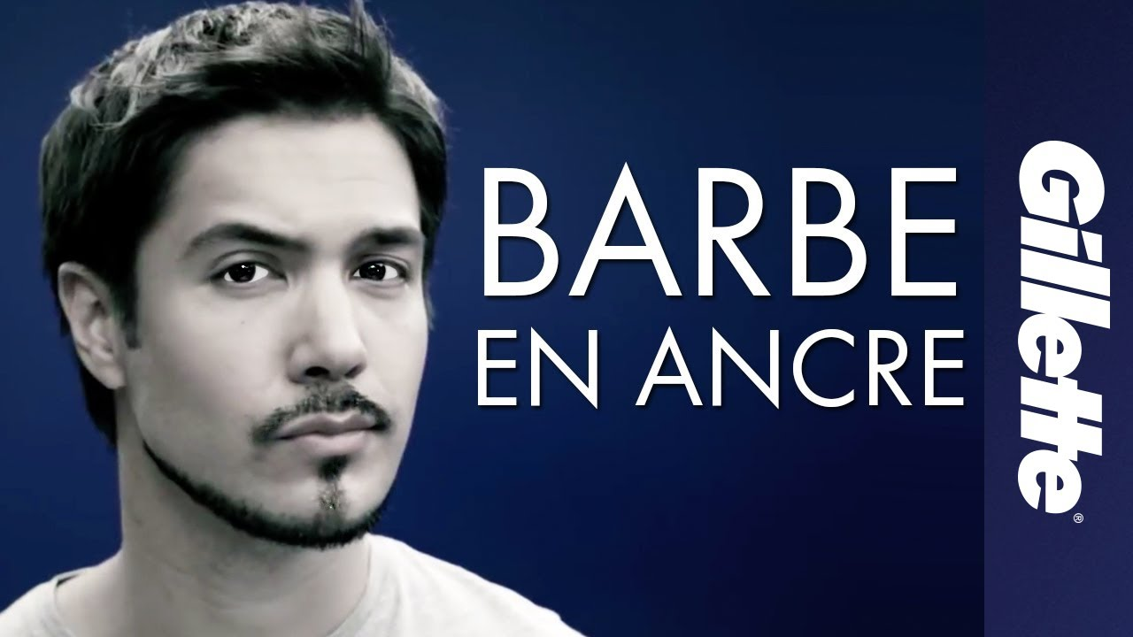 barbe ancre
