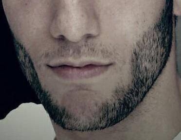 barbe avec ou sans moustache