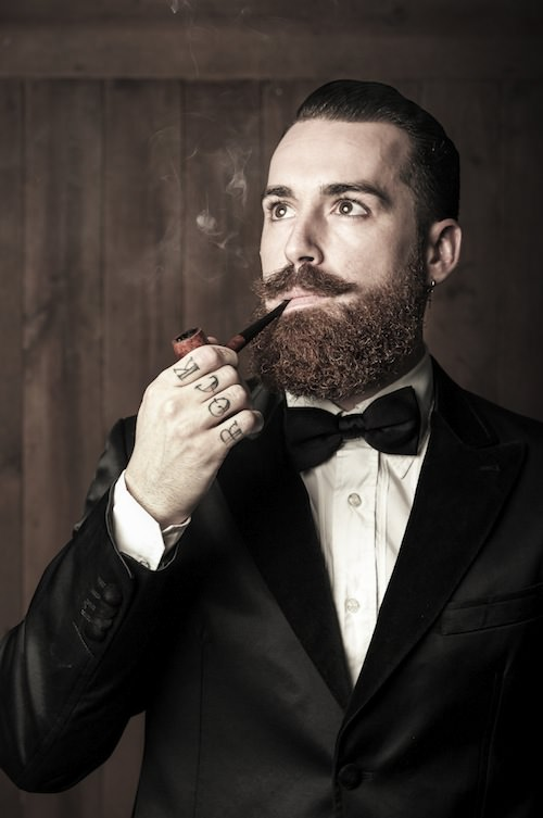 barbe chic