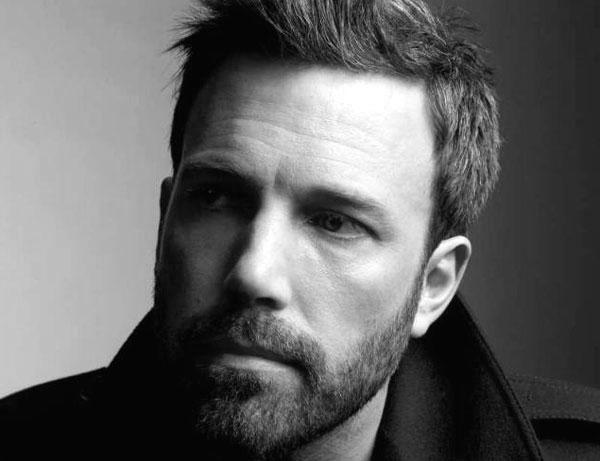 barbe courte taillée
