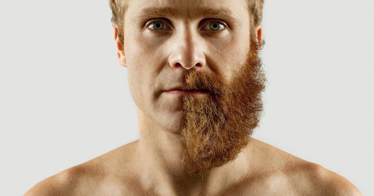 barbe rasée