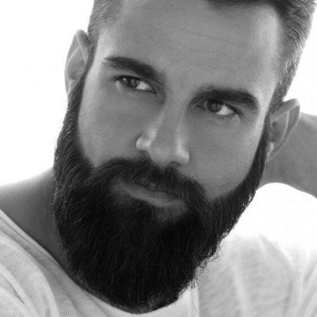 barbe taillée style