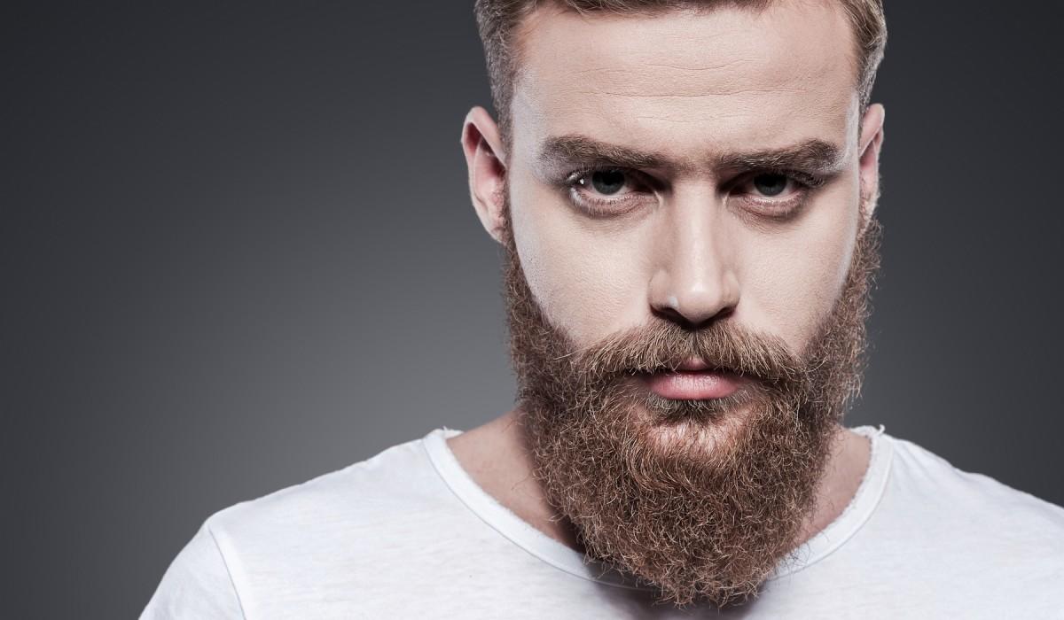 barbe taillée