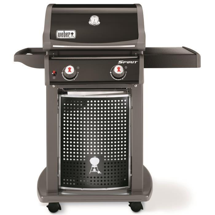barbecue à gaz weber