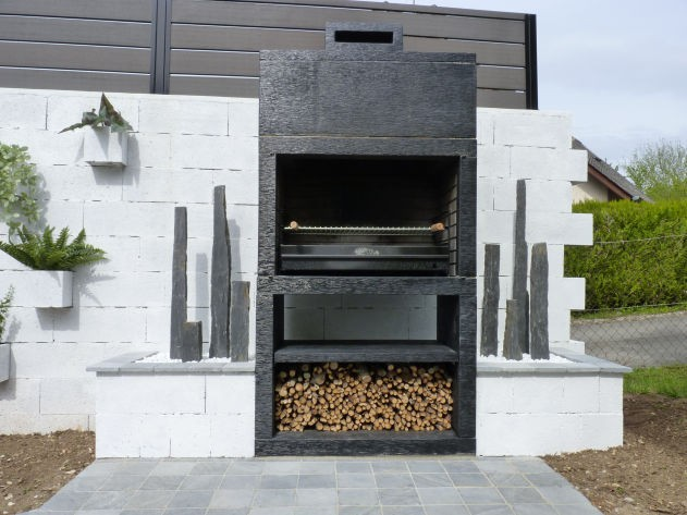 barbecue contemporain