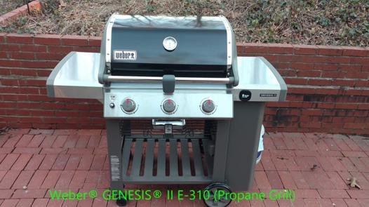 barbecue gaz promotion