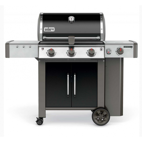 barbecue gaz weber