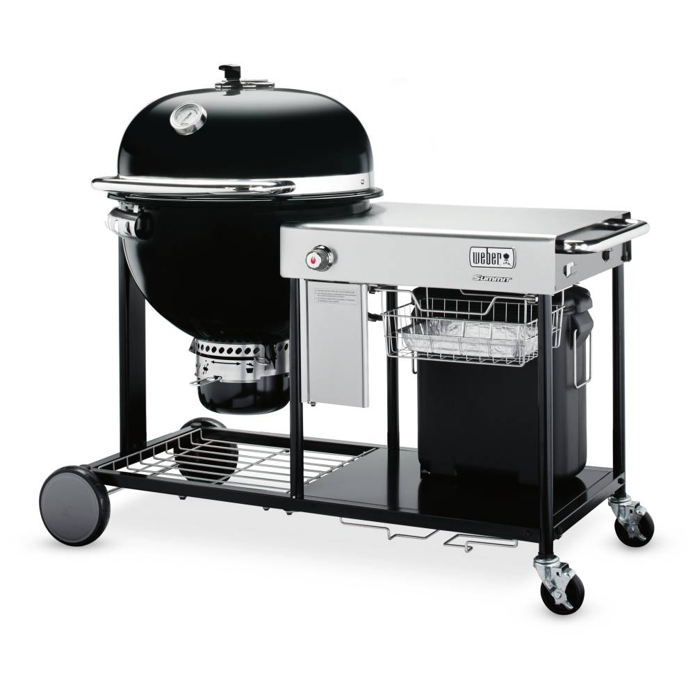 barbecue weber a charbon