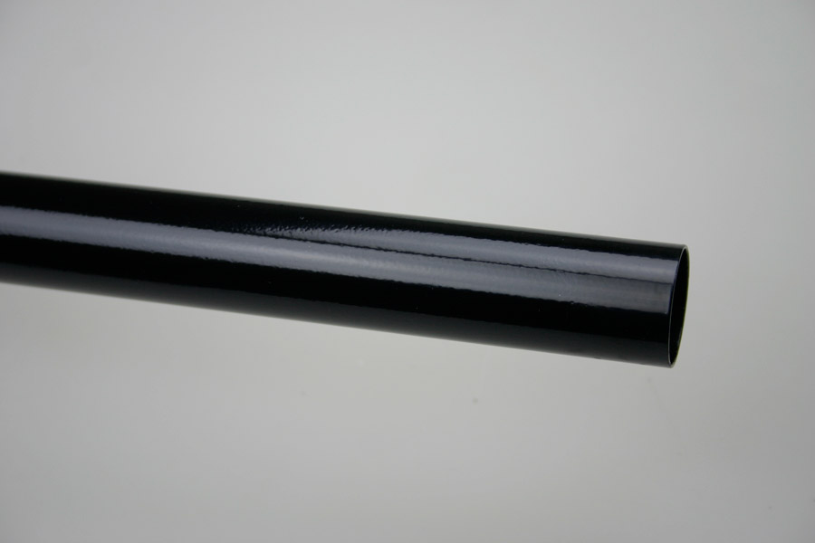 barre acier noir