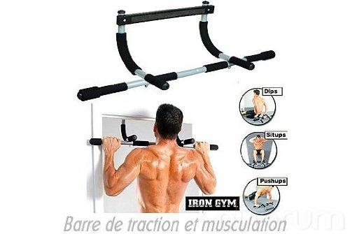 barre traction pas cher