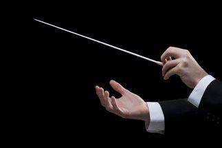 baton chef d orchestre