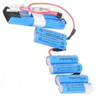batterie aspirateur electrolux rapido