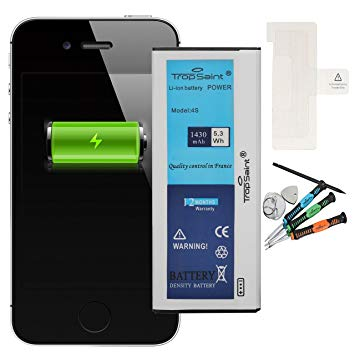batterie iphone 4s amazon