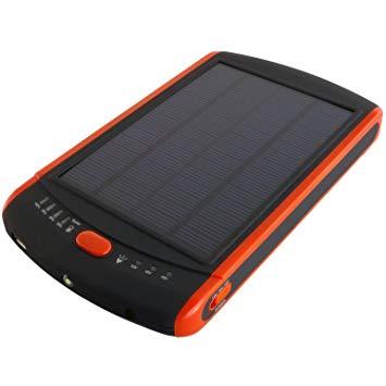 batterie portable solaire