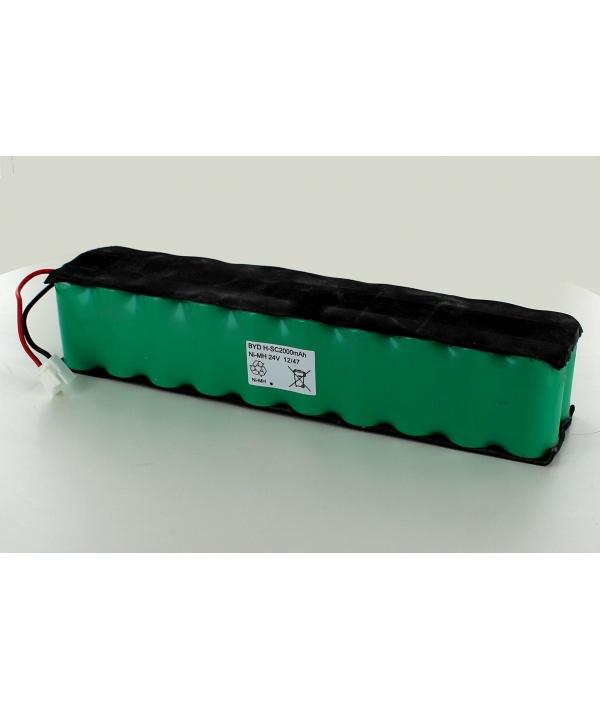 batterie pour rowenta air force 24v