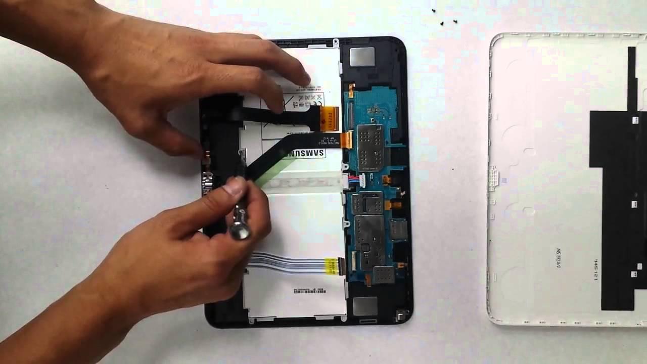 batterie samsung galaxy tab 4