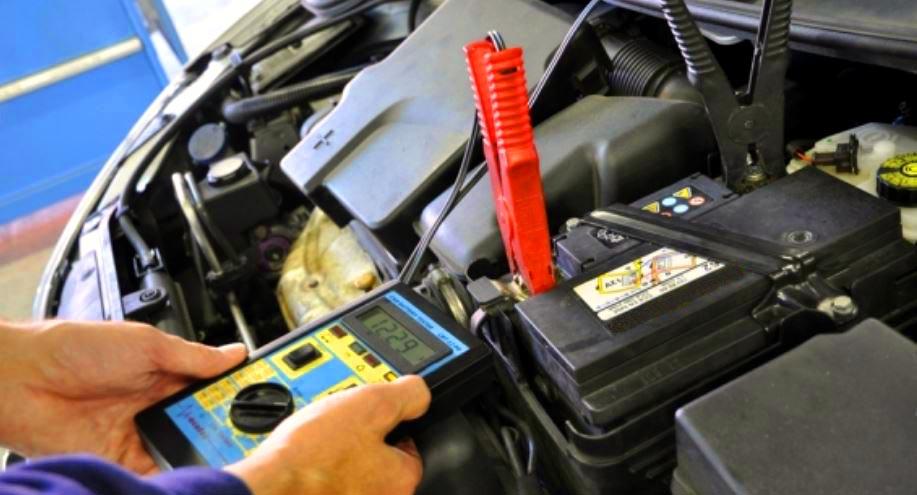 batterie voiture test