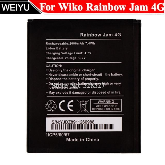 batterie wiko rainbow jam 4g