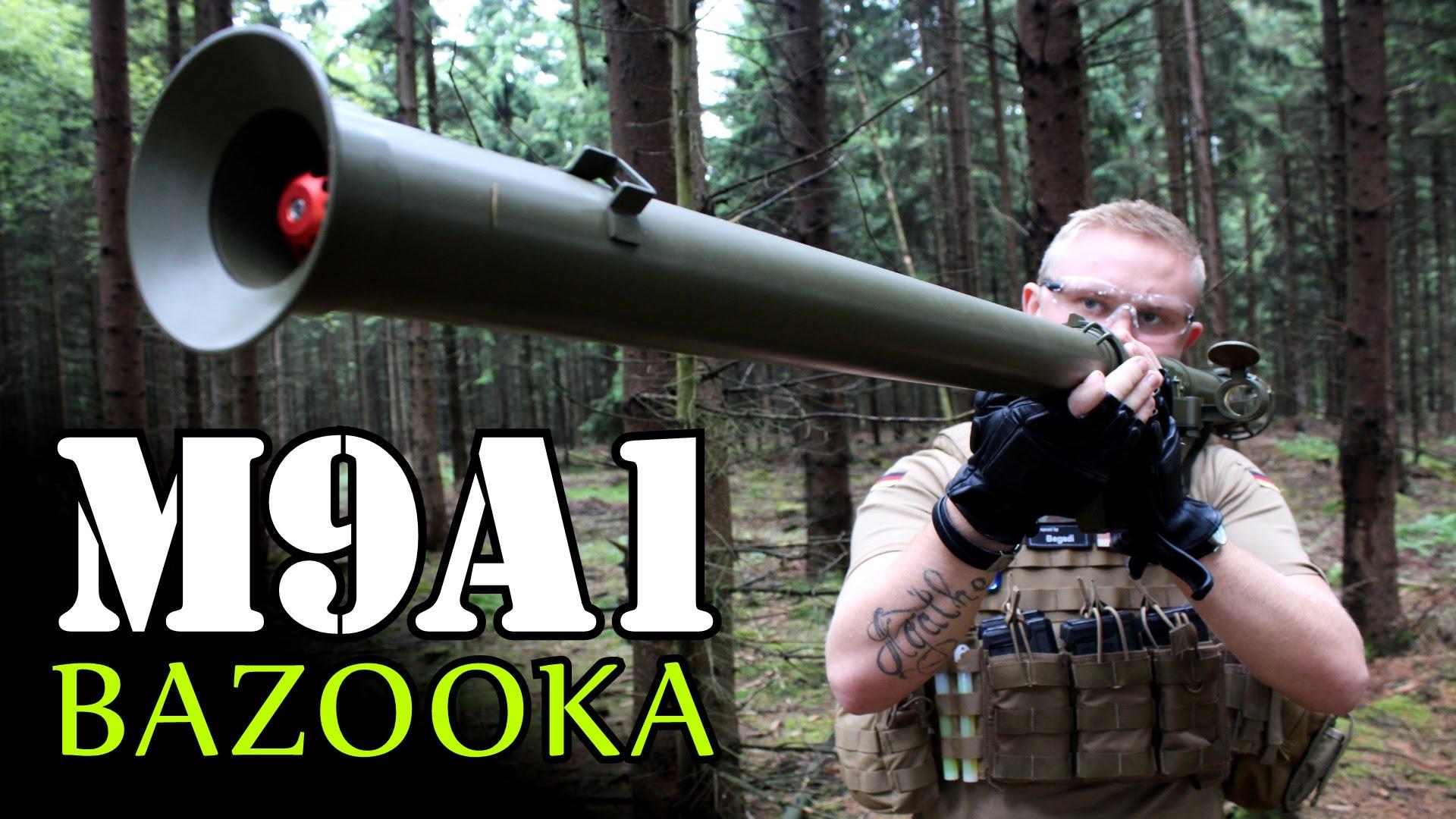 bazooka test