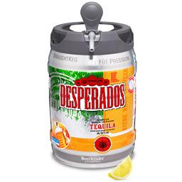bière desperados fût pression 5l