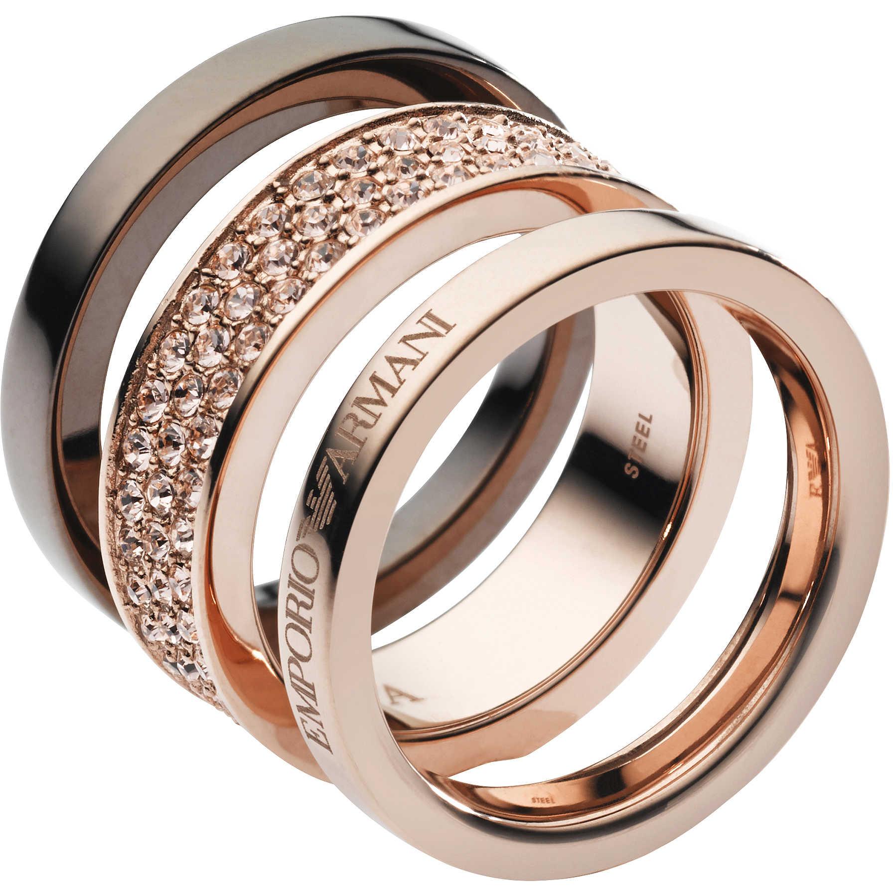bijoux armani pour femme