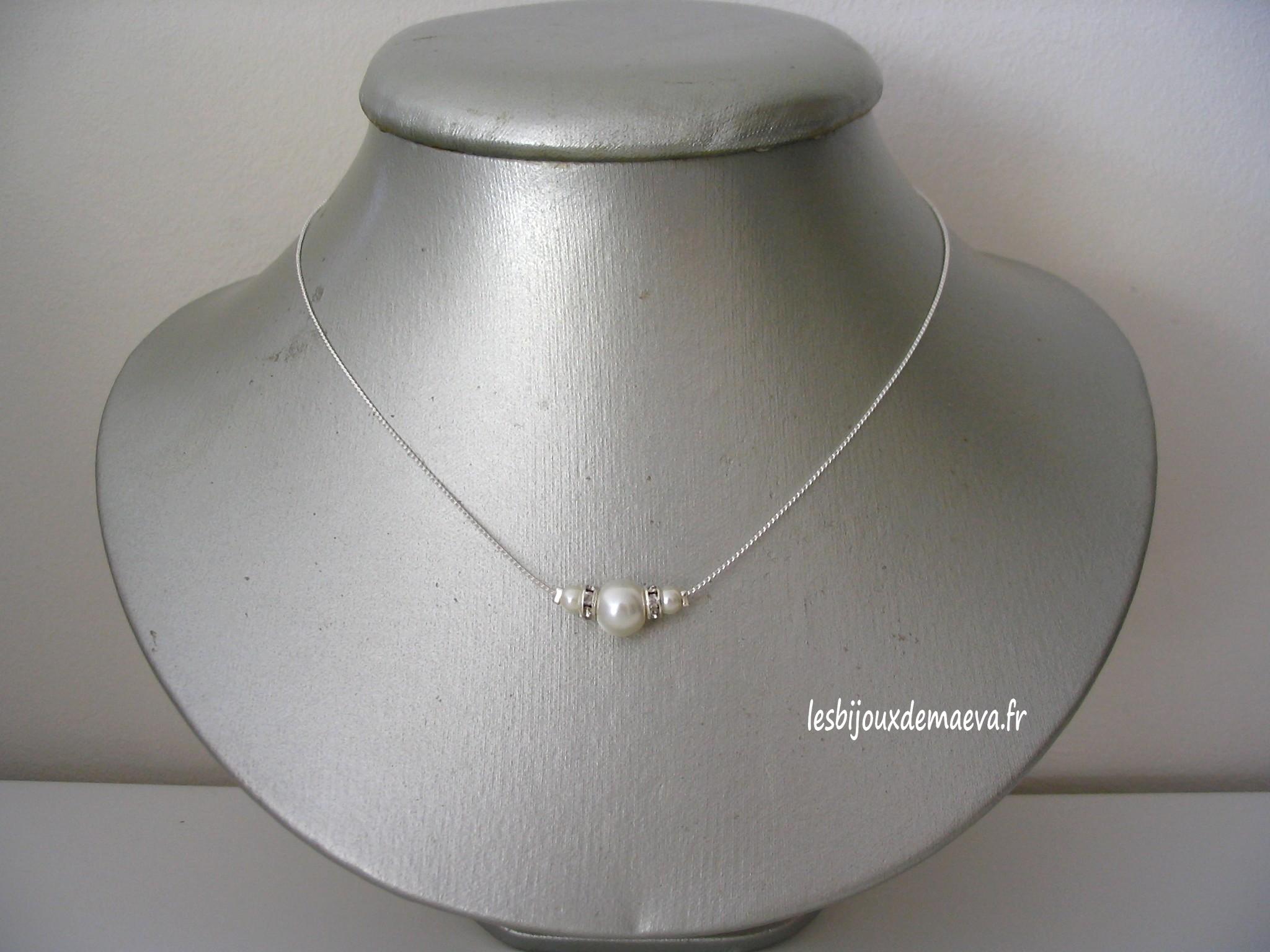 bijoux perle mariage