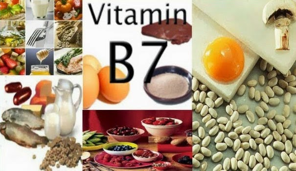 biotine vitamine b7
