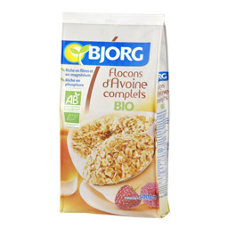 bjorg flocon d avoine