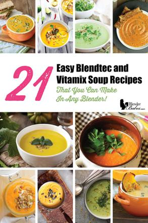blender easy soup