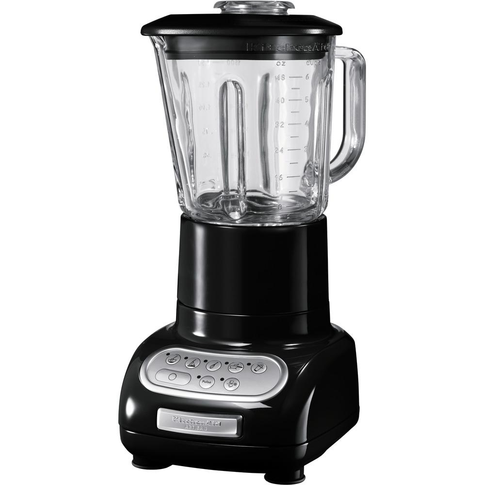 blender kitchenaid noir