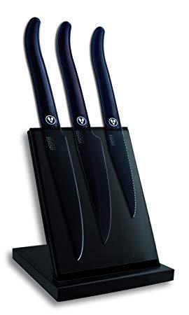 bloc aimanté pour couteaux