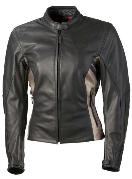 blouson moto femme cuir pas cher